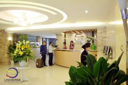 Universe Central Hotell Ho Chi Minh City, Saigon